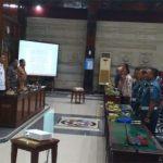 PERERAT SINERGITAS DENGAN BNNP, DANPOM LANTAMAL V HADIRI RAPAT SOSIALISASI INPRES NO. 6 TAHUN 2018